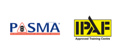 PASMA (Prefabricated Access Suppliers and Manufacturers Association) SELECT