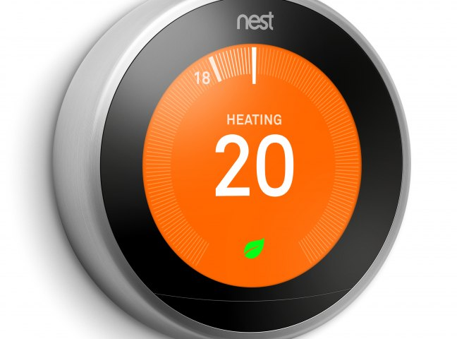 2nd Generation NEST Thermostat